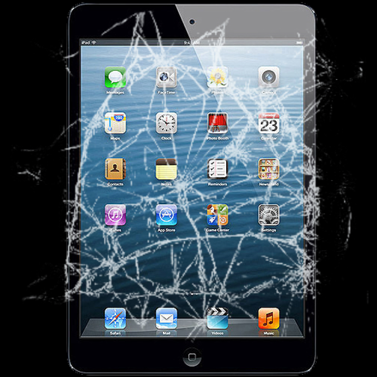 iPad Mini Broken Touch Screen Repairs Sligo